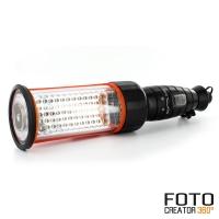 ledlampeorgange1