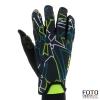 Ziener-Handschuh-neongruen-aussenseite